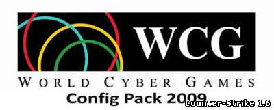 WCG 2009 CS 1.6 Config Pack